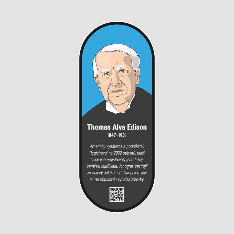 Thomas Alva Edison 1