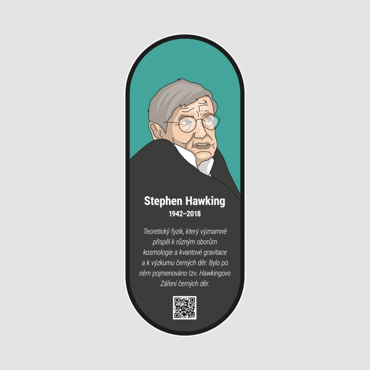 Stephen Hawking 1