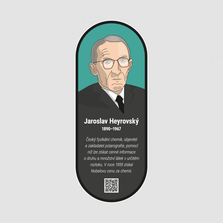 Jaroslav Heyrovský 1