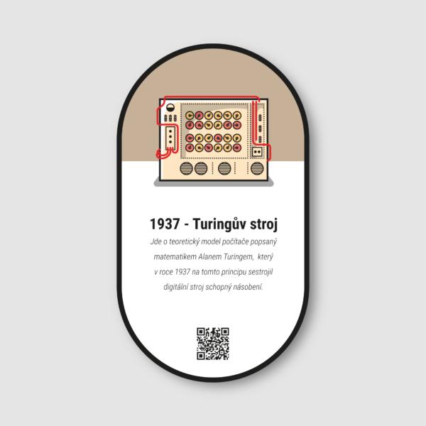 Turingův stroj 1