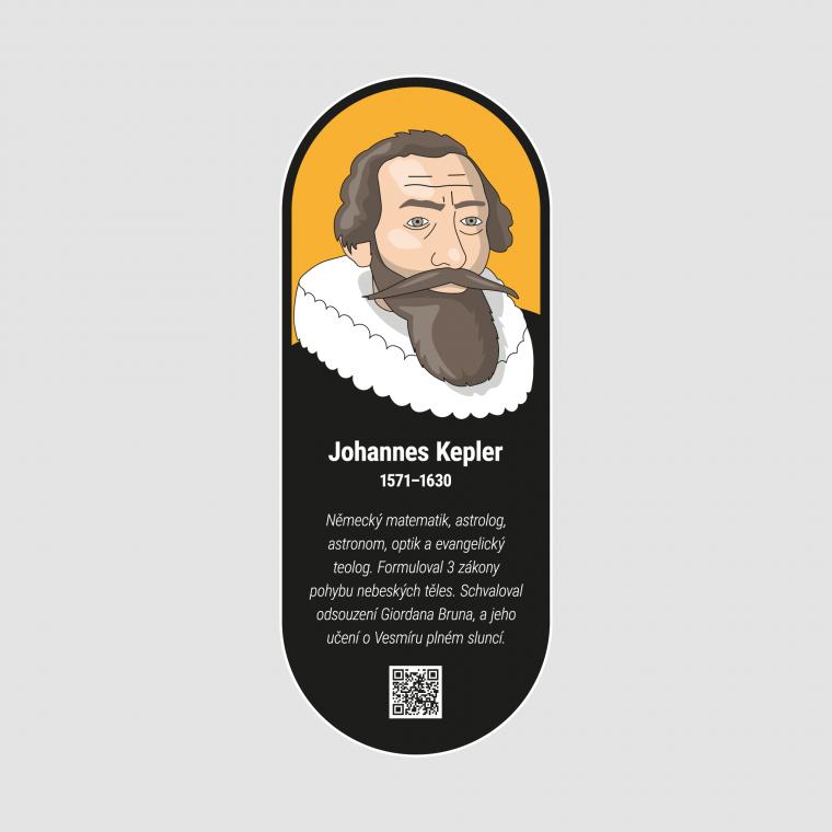 Johannes Kepler 1