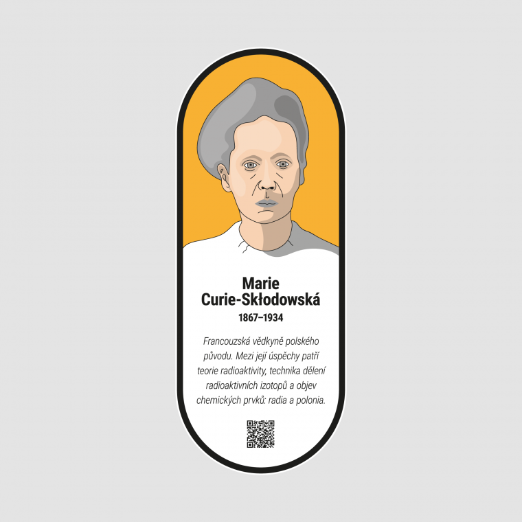 Marie Curie-Skłodowská 1