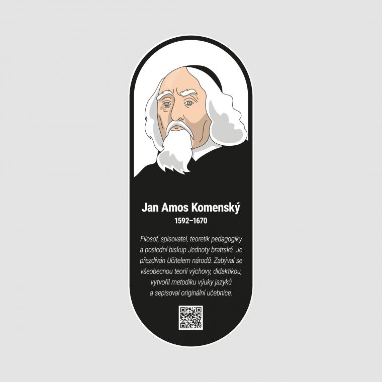 Jan Amos Komenský 1