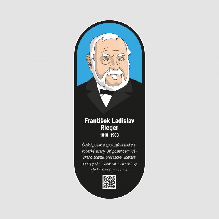 František Ladislav Rieger 1